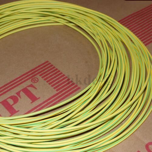 Green+Yellow Heat Shrink 2:1 Tubing Sleeving Ø1~50mm Heatshrink Insulation Tube