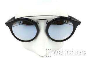 2ee2605b13f New Ray-Ban Gatsby II Black Silver Gradient Flash Sunglasses RB4256 ...
