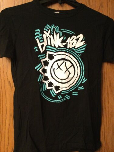 Blink 182 - Black Shirt.  XL.
