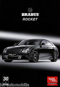 0517MB-Brabus-Rocket-Prospekt-2007-2-07-D-GB-brochure-prospectus-broschyr-Auto