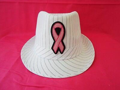 Breast Cancer Awareness Adult unisex fedora sun hat