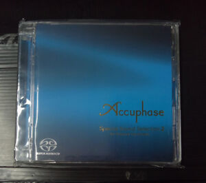 Details about Accuphase JAPAN Hybrid SACD - SSS Vol  2, Audiophile Must  Have CD, Superb Sound