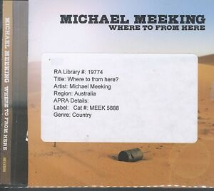 Where-to-from-Here-Michael-Meeking-promo-cd