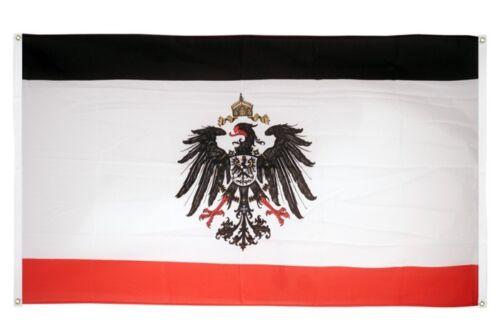 Balcone bandiera balcone bandiera Impero Tedesco Impero 1871-1918 bandiera bandiera per