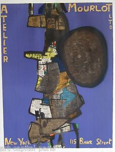 ESTEVE-MAURICE-AFFICHE-TIREE-EN-LITHOGRAPHIE-SIGNEE-LITHOGRAPHIC-SIGNED-POSTER