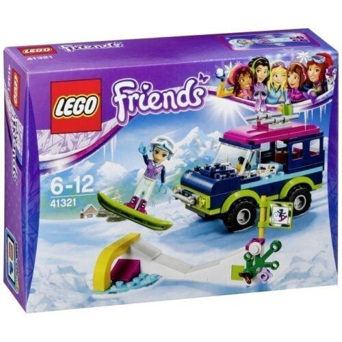LEGO 41321 Lego Friends Snow Resort Off-Roader Construction Toy-New BNIB Boxed