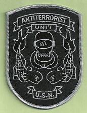 UNITED STATES NAVY SEAL TEAM 6 ANTI-TERRORISM UNIT PATCH