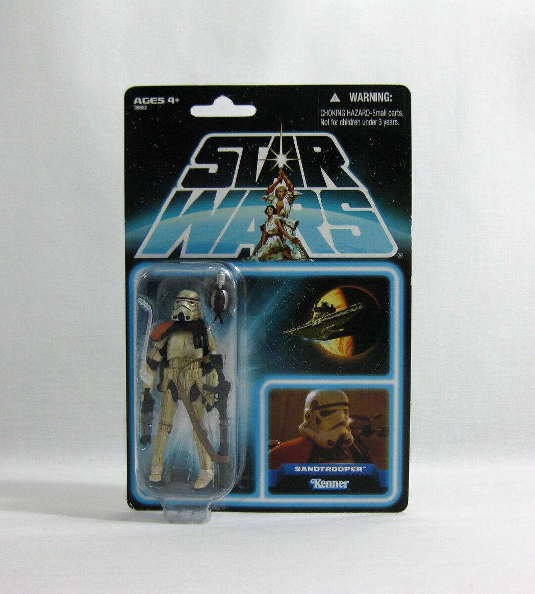New 2012 STAR WARS ✧ Sandtrooper ✧ vintage perdu ligne EP404 MOC