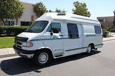 1995 Dodge Leisure Travel Wide Body Class B Camper Van Excellent conditions