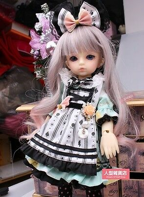 1/6 YOSD MSD DOD BJD dress skirt Suit Outfit lolita doll Dollfie LUTS mini