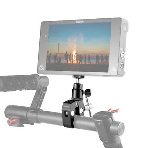 Smallrig-1124-Clamp-Mount-Ball-Head-Shoe-Mount-Magic-Arm-fr-Camera-Monitor-US