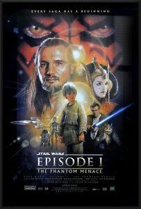 Star Wars Episode Iv Regular Style D A New Hope Framed Movie Poster Home Garden Home Decor