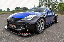 Nissan 350z Z33 Rocket Bunny Style Front +50mm Fenders 2pcs V6