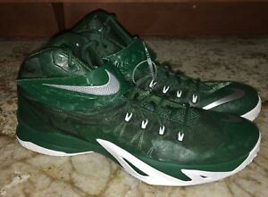 20052559ea28 Image is loading NIKE-LeBron-Zoom-Soldier-VIII-Basketball-Shoes-Sneakers-