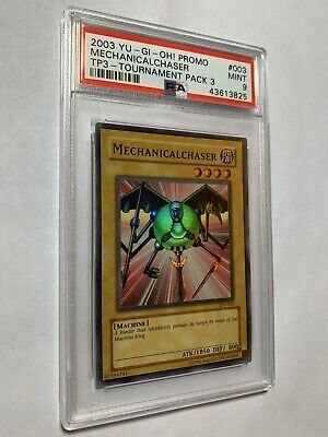 Yu Gi Oh Mechanicalchaser TP3-003 Super Rare Mint!Condition!
