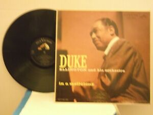 "Duke Ellington,RCA LPM1364,""In A Mellotone"",US,LP,mono,deep groove,swing,1956,M-"