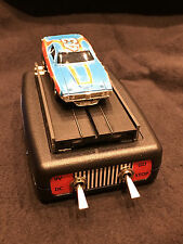TRIPLE - POWERED RUNIN  BOX, TESTBED FOR AURORA TJETS AFX TYCO MATTEL TOMY SLOTS