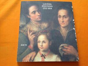 VERA-FORTUNATI-LAVINIA-FONTANA-1552-1614-EDIZIONI-ELECTA-ANNO-1993