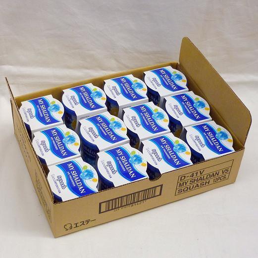Japanese My Shaldan Shaldan Shaldan Air Freshener (Squash) 12pcs 23df01