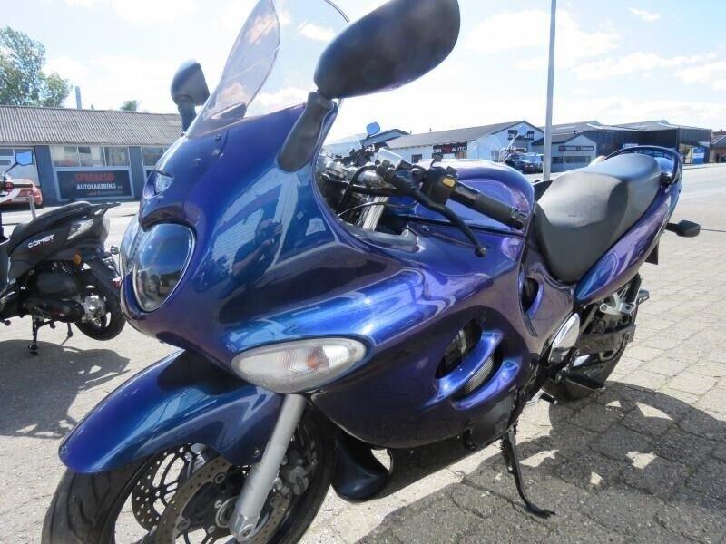 Suzuki, GSX 600 F, ccm 600
