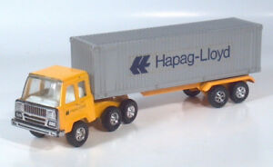 KY-Steel-Roder-Freight-Set-Truck-Hapag-Lloyd-Semi-Tractor-Trailer-Big-Rig