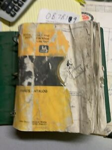 John Deere 310G Backhoe Loader Owner Operator Manual And Parts Catalog