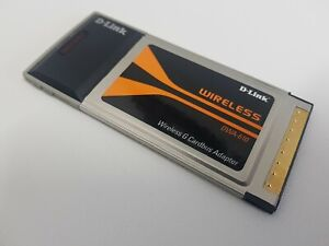 D-Link-DWA-610-PCMCIA-Card-Bus-Adapter-For-Laptops-Content