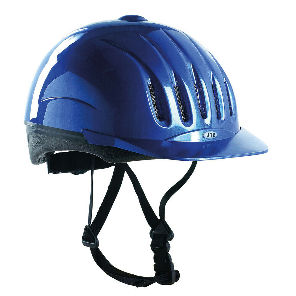 JUST TOGS EQUILITE ADJUSTABLE SIZE DIAL HORSE RIDING HELMET BSI KITEMARKED HAT
