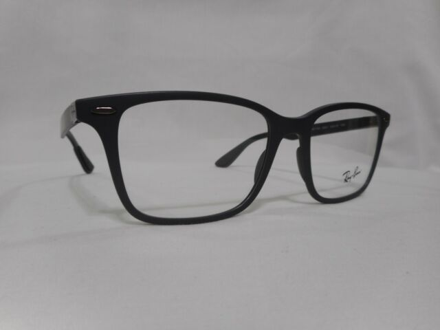 004160d469 Brand New 100% Authentic Ray-Ban RB7144 5521 RX7144 Eyeglasses Frame 53MM