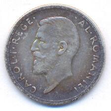 Rumänien Carol I. 1 Leu 1910 sehr schön