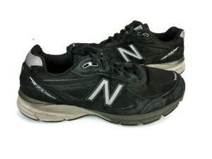 2c7a7ffd3c057 New Balance Men s Black Suede Textile Athletic Running Shoes US Size ...
