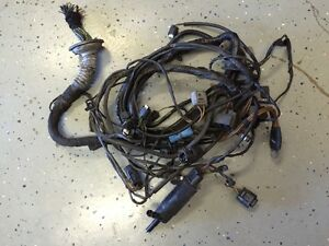 bmw x5 4 6is front right body wiring harness pdc xenon rh ebay com bmw x5 wiring problems bmw x5 wiring problems