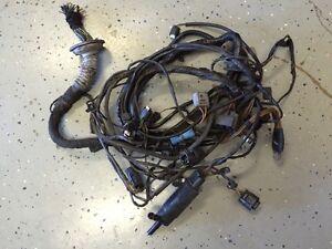 bmw x5 4 6is front right body wiring harness pdc xenon rh ebay com bmw x5 wiring diagram pdf bmw x5 wiring kit