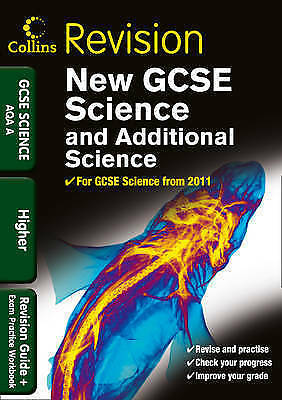 1 of 1 - Collins GCSE Revision: GCSE Science & Additional Science AQA A Higher:...