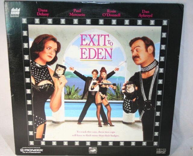 Laserdisc Exit To Eden Ld Rare Dana Delany Rosie Odonnel Ebay