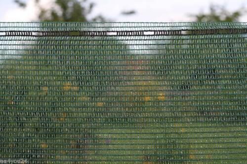 Filet d/'ombrage Protection Solaire Protection Plantes contre Haga ® 40/% 20 M L X 1 M H