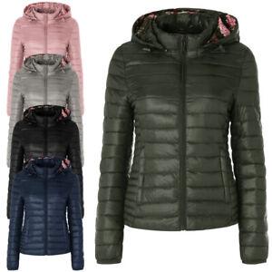 Details zu Daunenjacke Damen ARTIKA Ultralight Travel Jacket N025 Kapuze Jacke Mäntel