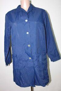 Blouse tablier blouse tablier Dederon Nylon Coloré
