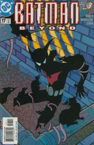 BATMAN BEYOND #17 NEAR MINT 1999