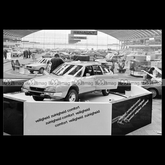 #pha.018749 Photo CITROËN CX 1975 Car Auto