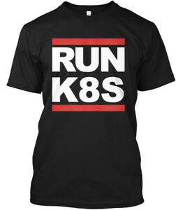 Get-Your-Run-K8s-Hanes-Tagless-Tee-T-Shirt