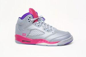 4 Jordan Rosa Sz 009 Gs Bg 5 V Max Frambuesa 440892 Nike Air w7TZqaxf