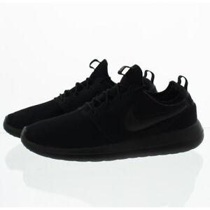 ec5fca7faffc0 Nike 844656 001 Mens Roshe Two Lightweight Flexible Running Shoes ...