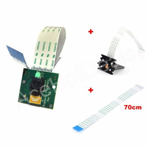 Mount Stand Cable 70cm Raspberry Pi 3 Camera Kit Camera Module Board VER 1.3