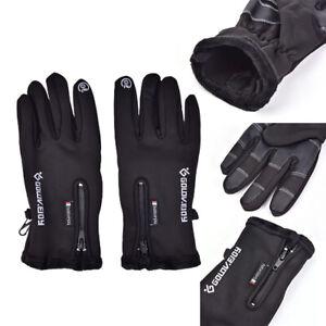 Winter-Outdoor-Gloves-Touch-Screen-Waterproof-Zipper-Warm-Gloves-Cycling-Ski-EP
