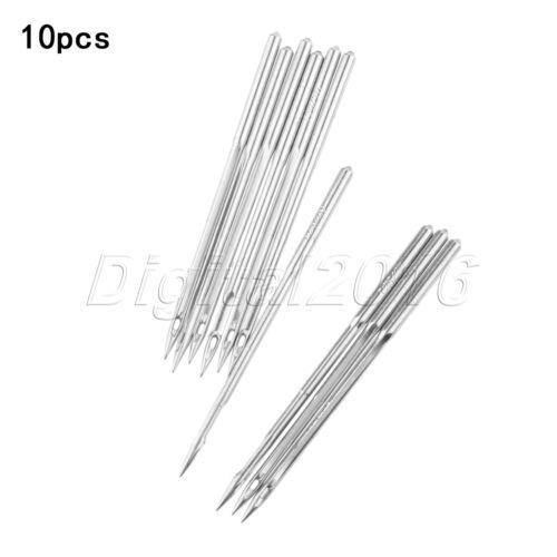 12 Sizes 10//50//100pcs Industrial Lockstitch Sewing Machines DBX1 Sewing Needles