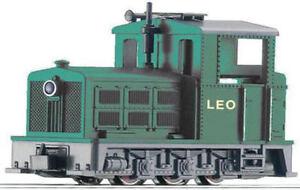 Roco-33209-H0e-0-6-0-Feldbahn-Leo-Diesel-Locomotive-Epoch-III-NewBoxed-T48Post