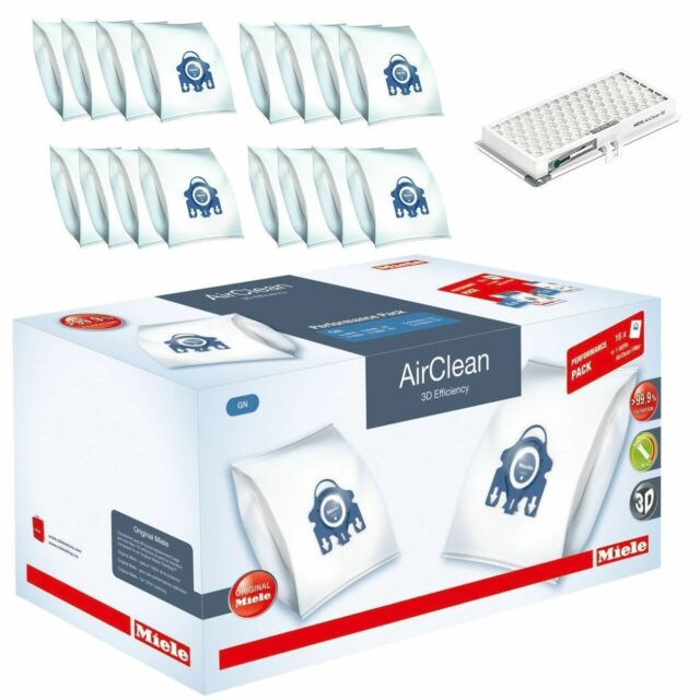 Miele Performance Pack Gn Ha30 Household Vacuum Bags Canister