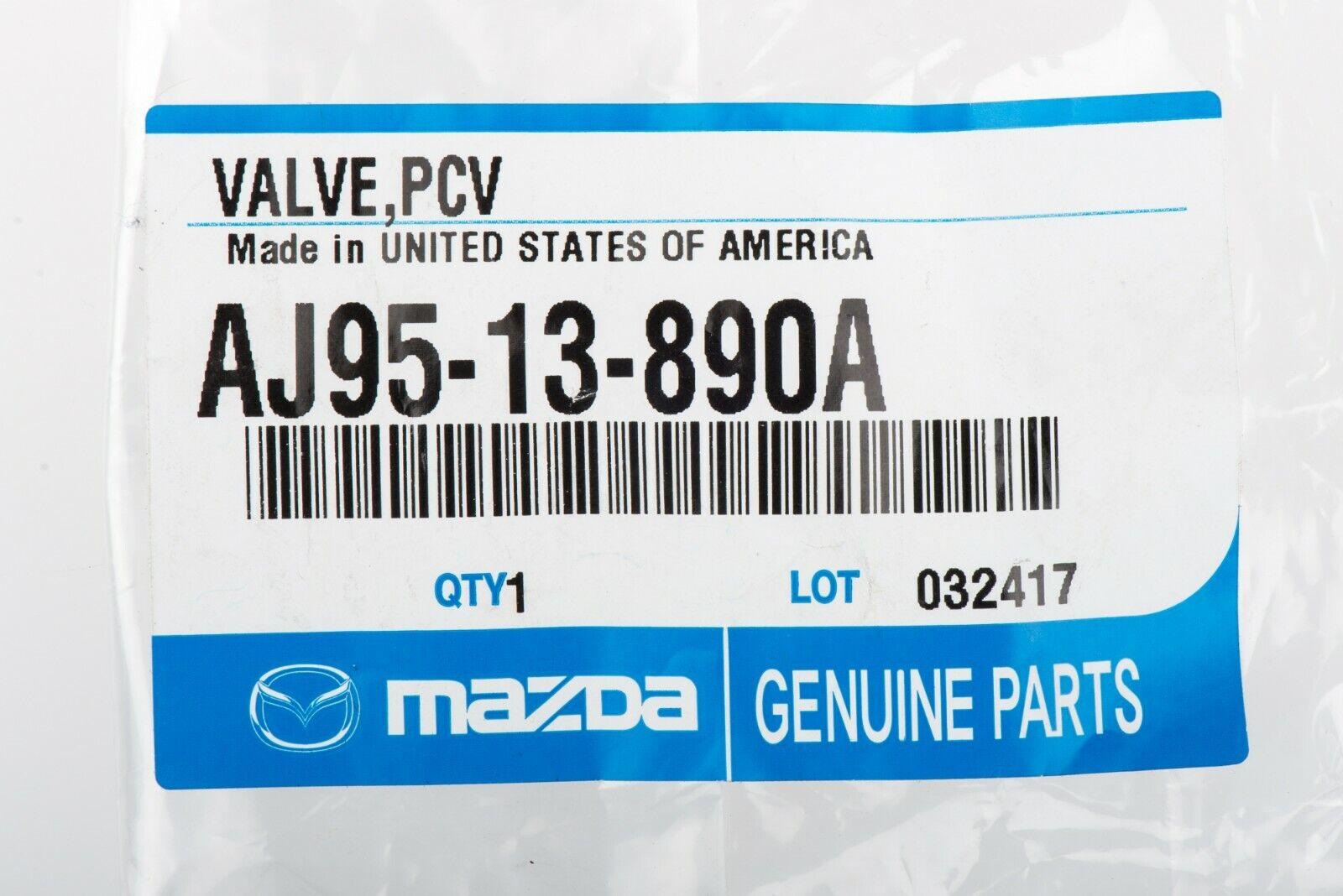 2003-2013 Mazda CX-9//Mazda6//MPV//TributeCylinder Head Cover PCV Valve OEM NEW