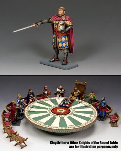 King & Land Mittelalterlich Ritter & Saracens MK146 Sir Gawain MIB Action- & Spielfiguren